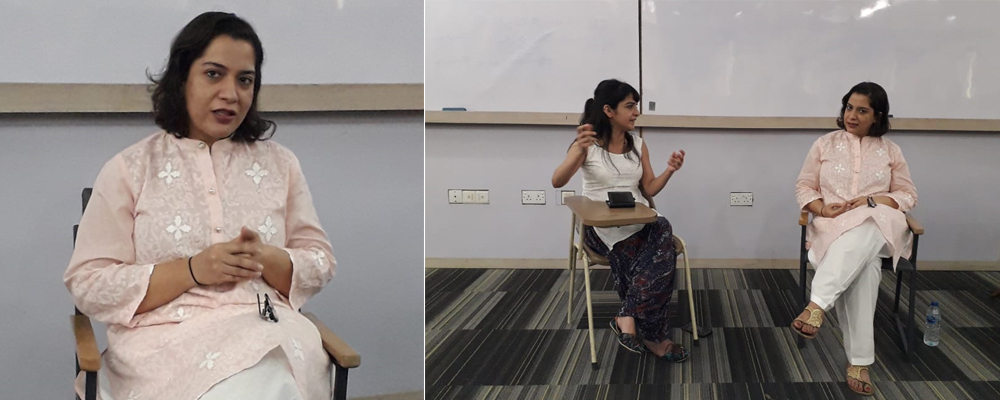 A discussion on 'A Woman like Her: Qandeel, Celebrity, and Posthumous Legacy in 21st Century Pakistan'